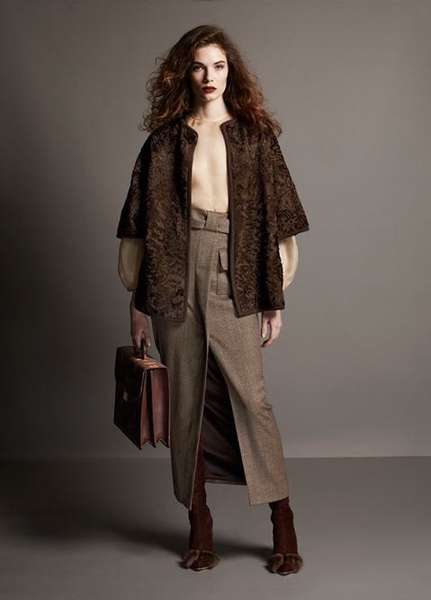 fashion russian a la russe
