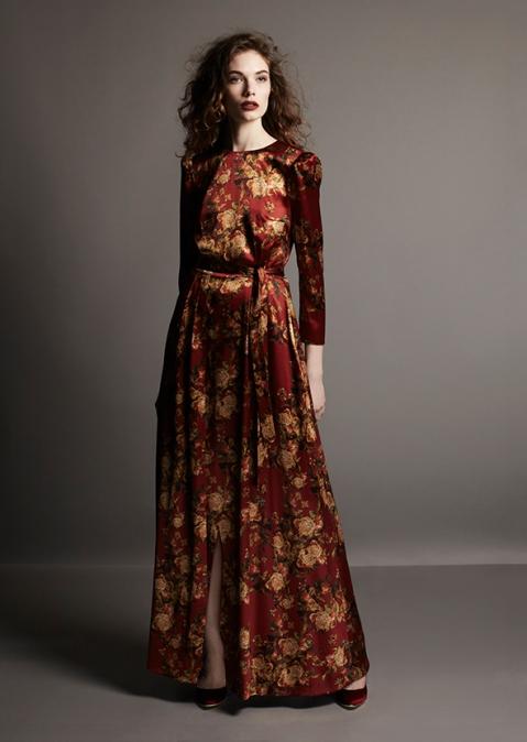 russian fashion a la russe