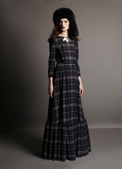 fashion a la russe russian