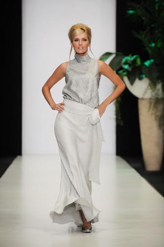 Alexandra Savelieva for Elena Souproun collection