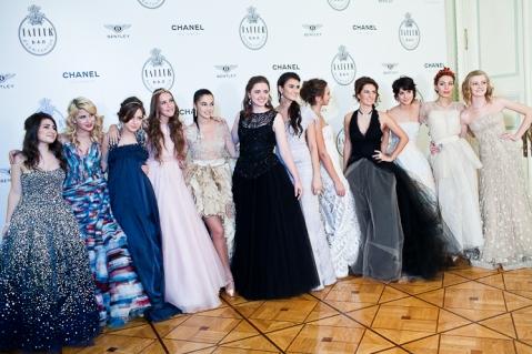 Debutants Tatler 2012 Moscow