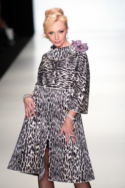 Kristina Orbakaite for Elene Souproun collection