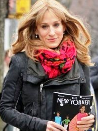 sarah jessika parker scarf