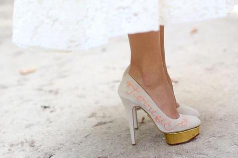 Ulyana Sergienko Paris Fashion week 2012