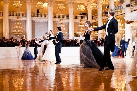Bal Debutants Tatler 2012, Moscow