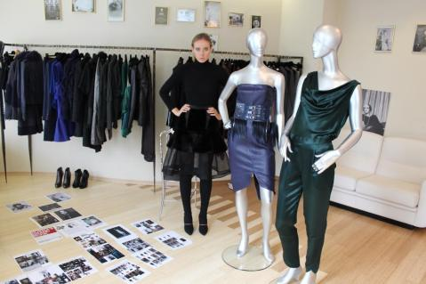 Olga Sorokina IRFÉ FASHION HOUSE OWNER AND CREATIVE DIRECTOR