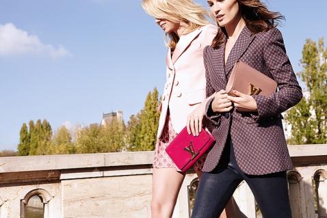 Hanneli Mustaparta for Louis Vuitton