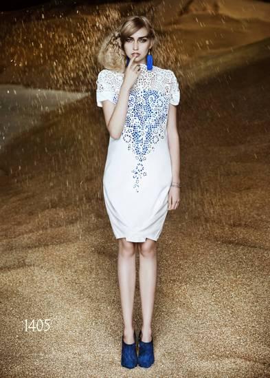 olena dats' ukraine fashion week