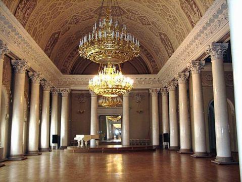 IRFE palace
