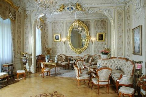 IRFE Youssoupov Palace
