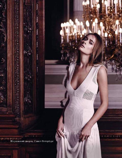 IRFE Paris A la russe fashion