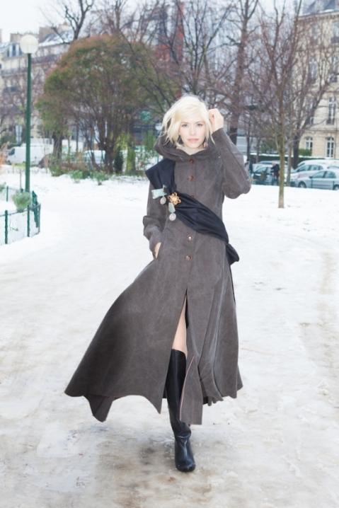 Lena Perminova Ulyana Sergeenko buro 247 english
