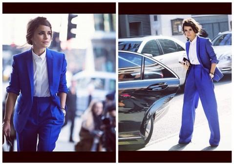 mira duma fashion week look instagram