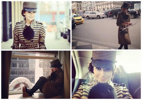 mira duma instagram fashion look